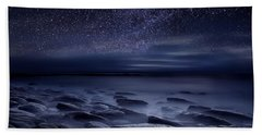 Echoes Of The Unknown Bath Towel by Jorge Maia