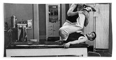 Eddie Cantor Hand Towel