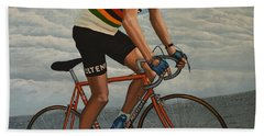 Eddy Merckx Hand Towel