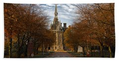 Edinburgh's Fettes College Hand Towel