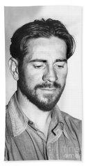 Edward Flanders Robb Ricketts       May 14 1897  May 11 1948  Bath Towel