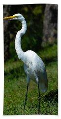 Egret - Full Length Bath Towel