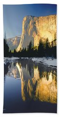2m6542-el Cap Reflect Hand Towel
