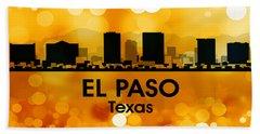 El Paso Tx 3 Hand Towel