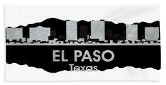 El Paso Tx 4 Hand Towel