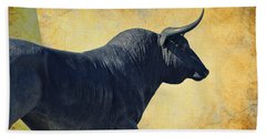 El Toro  Bath Towel