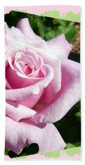 Elegant Royal Kate Rose Bath Towel