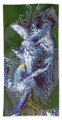 Hand Towel featuring the photograph Elemental by Richard Thomas