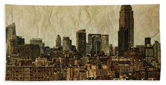 Empire Stories Hand Towel