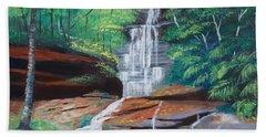 Empress Falls Australia Bath Towel