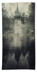 Enchanted Castle Hand Towel