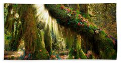 Enchanted Forest Hand Towel