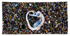 Endless Love Hand Towel by Zafer Gurel