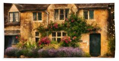 English Stone Cottage Bath Towel