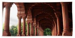 Engrailed Arches Red Fort - New Delhi Bath Towel