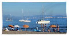 Erikousa Beach One Hand Towel