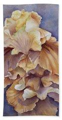 Eruption II--flower Of Rebirth Bath Towel