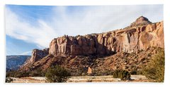 Escalante Canyon Hand Towel by Nadja Rider