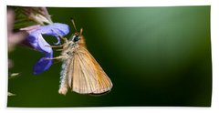 European Skipper Hand Towel by Torbjorn Swenelius