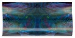 Evanesce Bath Towel by Joel Loftus