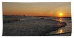 Evening Sky Bath Towel