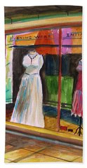 Hand Towel featuring the painting Evening Wear by John Williams
