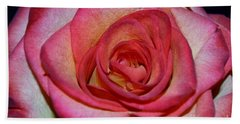 Event Rose Bath Towel