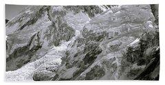 Everest Sunrise Hand Towel by Shaun Higson