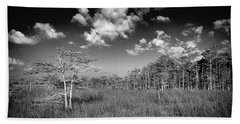 Everglades 9574bw Hand Towel