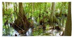 Everglades Bath Towel