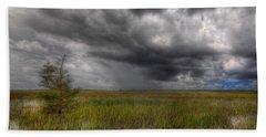 Everglades Storm Hand Towel
