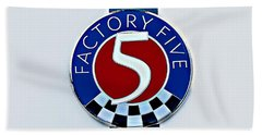Factory Five Hand Towel