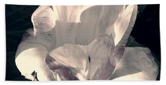 Bath Towel featuring the photograph Faded Beauty by Photographic Arts And Design Studio