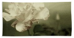 Faded Rose Hand Towel