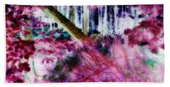 Bath Towel featuring the photograph Fairy Tropicolor by Jamie Lynn