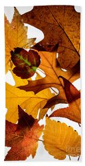 Fall Bounty Hand Towel