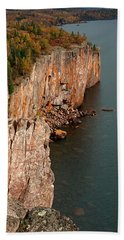 Fall Colors Adorn Palisade Head Hand Towel
