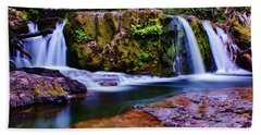 Fall Creek Oregon 3 Hand Towel