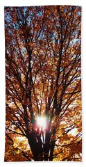 Fall Light Hand Towel