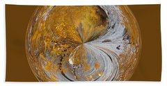 Fall Orb Bath Towel