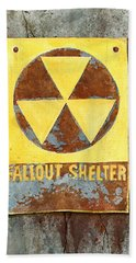 Fallout Shelter #2 Hand Towel