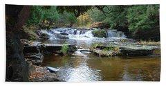 Falls River Bath Towel