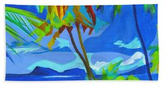 Dream Islands. Maui Bath Towel
