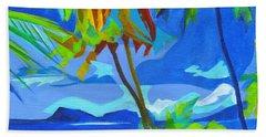 Dream Islands. Maui Hand Towel