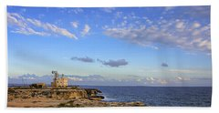Favignana - Lighthouse Bath Towel