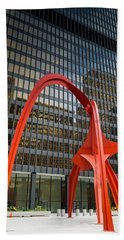 Federal Plaza Chicago Il Hand Towel