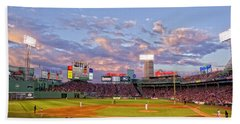 Fenway Night Hand Towel