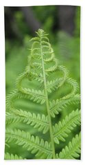 Fern Hand Towel