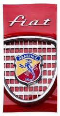 Fiat Emblem 2 Bath Towel