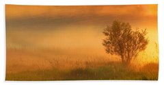 Field Of Gold Hand Towel
